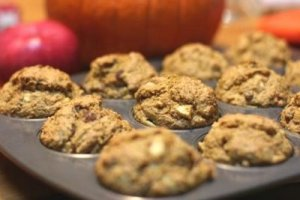 harvest muffins from vegan dad